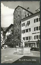 Zell am See Hauptplatz Salzburg