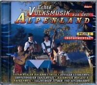 Echte Volksmusik aus dem Alpenland - Folge 2 (Instrumental)
