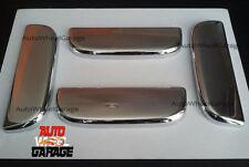 AutoPop Chrome Door Handle Cover for Maruti Suzuki Alto K10- Set of 4 pcs