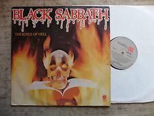 Black Sabbath – The Kings Of Hell - LP Brazil 1984