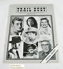 James Arness Marshal Dillon Gunsmoke 1994 Trail Dust  Magazine