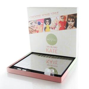 Salon Pro Kate XXXL Image Stamping Plate MoYou Nail Fashion & Art 150 Designs