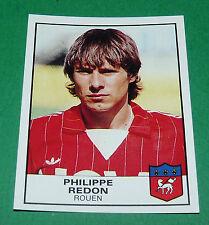 N°266 PHILIPPE REDON FC ROUEN FCR PANINI FOOTBALL 84 1983-1984