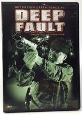 Operation Delta Force IV: Deep Fault (DVD, 2005)