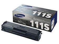 Genuine Samsung MLT-D111S Black Toner Cartridge 1000 Page for M2070FW Printer