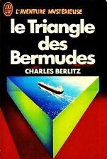 Le Triangle des Bermudes // L'Aventure Mystérieuse / A391 // Charles BERLITZ