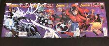 AVENGERS #1 - 4 VS ATLAS Comic Books FULL SERIES IRON MAN CAPTAIN AMERICA THOR