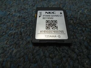 NEC SL2100 IP7WW-SDVMS-C1 BE116502 Small Inmail Voice Mail System 15 Hour