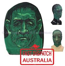Halloween Fancy Dress Costume Party Mesh Stretch Face Mask Balaclava Zombie