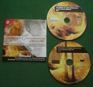 The Music Of Ennio Morricone & The Devil's Fiddler Nick Pynn 2 x CD