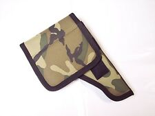 "RIGHT Hand CAMO / Camouflage Flap Holster RUGER GP 100 with a 6"" Barrel USA"