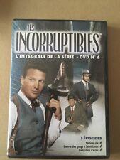 LES INCORRUPTIBLES .... DVD N°6 ..... ROBERT STACK