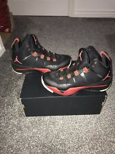 quality design bb1ce 43a24 Jordan Superfly 2 Red And Black Uk5.5 Eu 38.5. US6Y
