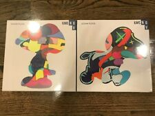 "New Exclusive KAWS ""No Ones Home"" and ""Stay Steady"" Jigsaw Puzzle Set Snoopy"