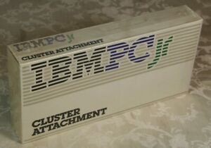 IBM PCjr Cluster Attachment New & Complete in Sealed Box