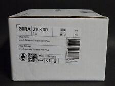 Gira EIB KNX DALI-Gateway Tunable White Plus 2108 00 210800 I01 neu versiegelt