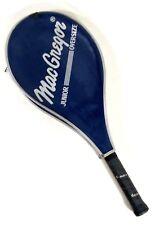 MacGregor Junior oversize Tennis Racquet with cover