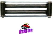 """15"""" ROLLER GUIDE / FAIRLEAD for WINCH, CABLE, WIRE ROPE, ROLLBACK, TOW TRUCK"""