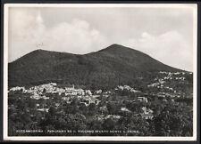 cartolina ROCCAMONFINA panorama ed il vulcano spento monte s.croce