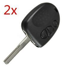 Holden Caprice 2pcs Car Remote - Replacement Case & Uncut Key for VS VT VX VY WH