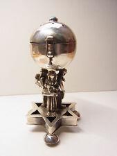 84 Russia Silver Judaica Jewish Culture Besamin Spice Holder Silber Gewürzgefäß