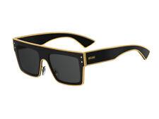 Occhiali da Sole MOSCHINO MOS001/S nero grigio maschera  807/IR