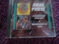 Judas Priest Screaming for Vengeance Defenders of the Faith 2 CD