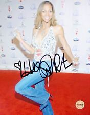 Holly Robinson Peete Autographed Signed 8x10 Photo FSG Authenticated
