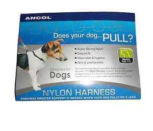 Ancol Nylon Harness