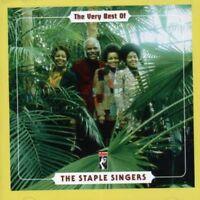 The Staple Singers - Very Best of Staple Singers [New CD] Rmst