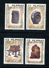 Philippines 2645-2648, MNH, Sculptures by Filipino Artists