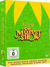 DIE MUPPET SHOW, Special Edition: Staffel 1 (4 DVDs) NEU+OVP