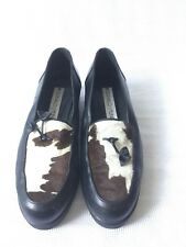 DONAL J PLINER WOMENS COWHIDE Loafers SHOES SIZE 7 M 8532