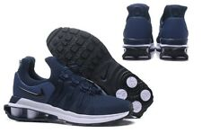 Original Nike Shox Gravity Size 10.5 Obsidian Midnight Navy Men Running Shoes