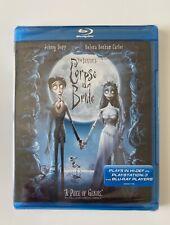 Tim Burtons Corpse Bride (Blu-ray Disc, 2006)