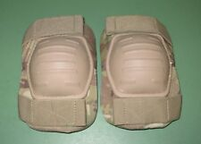 Pair Set of US Military Issue Multicam Scorpion OCP Camouflage Elbow Pads Set