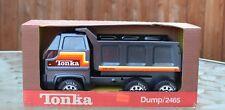 Tonka Hydraulic Dump Truck #2465 Pressed Steel Construction High Grade 1981 NIB