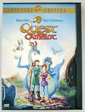Quest for Camelot - Special Edition Snap Case DVD - Elwes, Oldman, Seymour