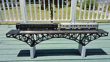 BNSF Canyon Diablo Deck Bridge - KIT Make an offer @ $300.00.O Gauge  IN STOCK