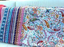 Bassetti Satin Kissenhülle BURANO R1 weiß 65x100cm Kissenhülle zur Bettwäsche