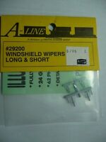 A-Line, HO #29200 Windshield Wipers, Long and Short