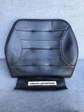 """PERMOBIL BACKREST LEATHERETTE PAD, CORPUS ll, 18"""" Wide x 21"""" Tall. GREAT SHAPE !"""