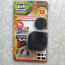 Incredible Rug Grippers Removable Washable Reusable SafetyEasierLiving BRAND NEW