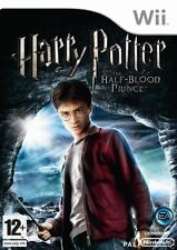 Harry Potter and the Half-Blood Prince Wii Neuf Et Scellé