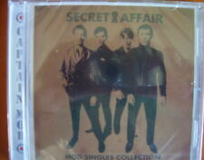 Secret Affair Mod Singles Collection CD NEW SEALED Time For Action/My World+