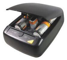 Chargeur rapide universel pour Accus AA/AAA /C/ D/9V/LR14/LR20 /LR3/ LR6 CM-9388