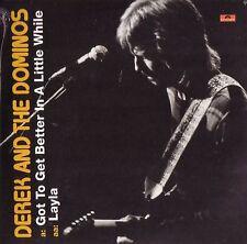 "DEREK and the DOMINOS ""Layla"" 2 Track Vinyl RSD 2011"