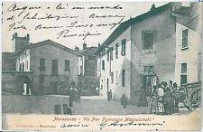 CARTOLINA d'Epoca - VARESE: Morazzone - BELLISSIMA