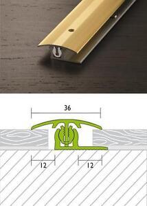 Übergangsprofil Proline Provario Universal Höhenverstellung 7-18 mm, 100 cm