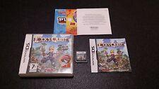 Lock's Quest (Nintendo DS) UK version PAL
